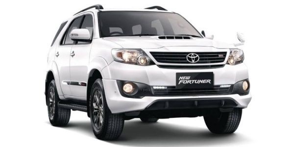 Chọn lốp xe Fortuner
